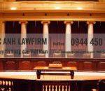 Luật sư tranh tụng vụ án hình sự